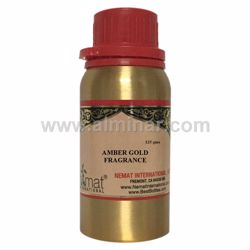 Picture of Amber Gold 12 ML - Concentrated Fragrance Oil by Nemat