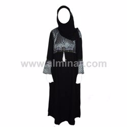 Picture of Middle Eastern Abaya - Design# 001