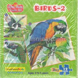 Picture of Allah Made Them All: Birds-2