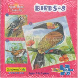 Picture of Allah Made Them All: Birds-3
