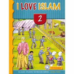 Picture of I Love Islam /Textbook level 2