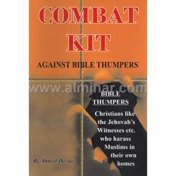 Picture of Combat Kit Against Bible Thumpers