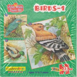 Picture of Allah Made Them All: Birds-1