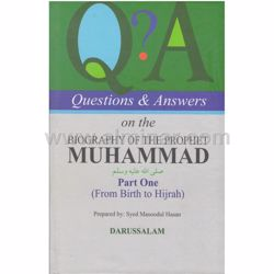 Picture of Questions & Answers on the Biography of the Prophet Muhammad (Salla Allahu Alaihi Wa Sallam). 2 Vols.
