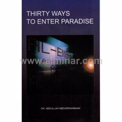 Picture of Thirty Ways To Enter Paradise