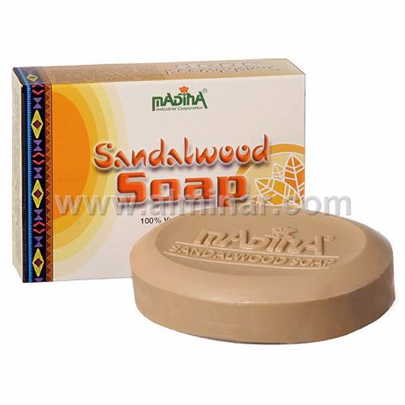 Picture of Sandalwood Soap 3.50oz