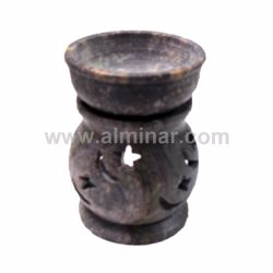 "Picture of Oil Diffuser Round Small 2.5""( soap stone)"