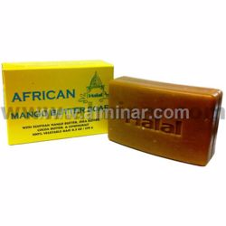 Picture of Halal African Mango Butter Soap 100% Vegetable Base 6.3 oz