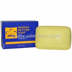 Picture of Nubian Heritage - Mango Butter Bar Soap 5 oz