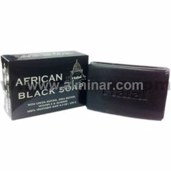 Picture of HALAl African Black Soap 100% egetable Base 6.3 oz