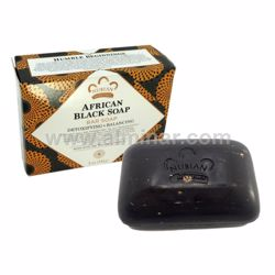 Picture of Nubian Heritage - African Black Soap Bar  5 oz