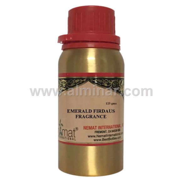 Picture of Emerald Firdaus®  - Concentrated Fragrance Oil by Nemat