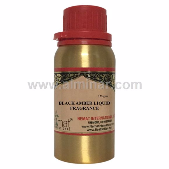 Picture of Black Amber Liquid®  - Concentrated Fragrance Oil by Nemat