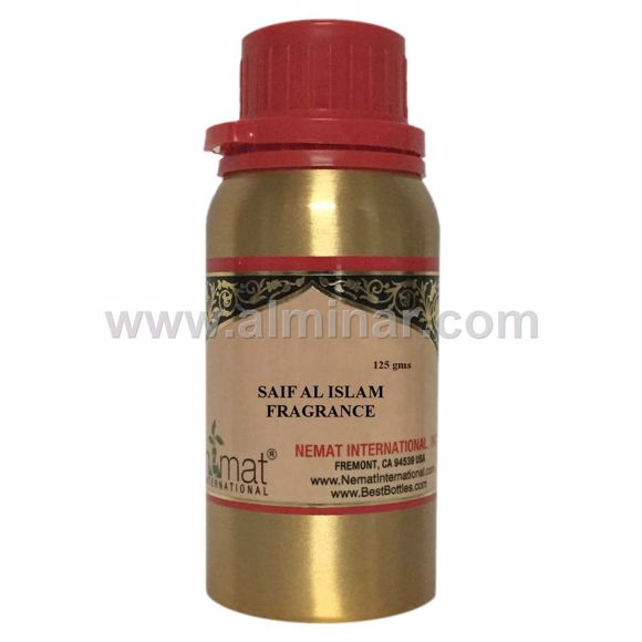 Picture of Saif Al Islam®  - Concentrated Fragrance Oil by Nemat