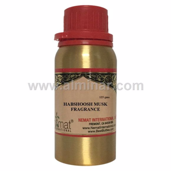 Picture of Habshoosh Musk®  - Concentrated Fragrance Oil by Nemat