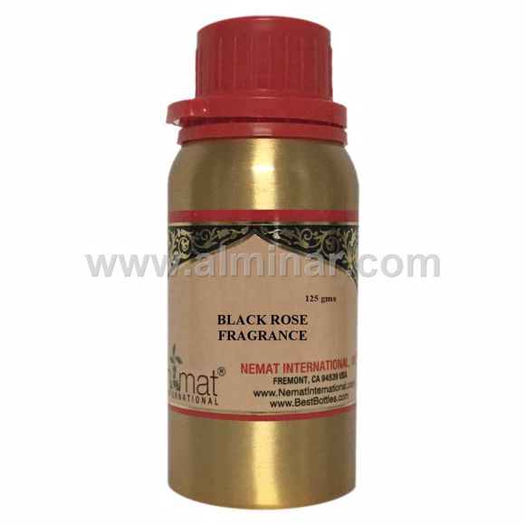Picture of Black Rose®  - Concentrated Fragrance Oil by Nemat