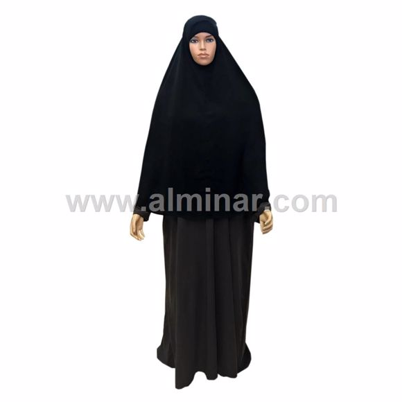 "Picture of Overhead Hijab - 40"" Long"