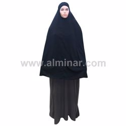 "Picture of Overhead Hijab - 47"" Long"