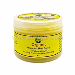 Picture of  Mine Botanicals Organic Whipped Shea Butter 8 oz