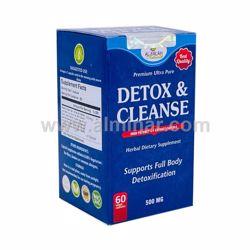 Picture of Detox & Cleanse 4:1 Premium Extract Capsules - 500mg [60 Capsules] [Halal/Vegetarian]